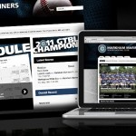 Baseball Team Website